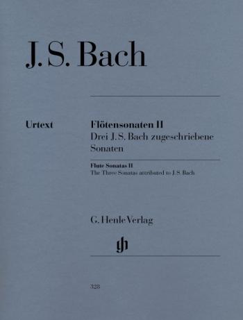 3 Flute Sonatas: Bwv1033-1020-1030: Flute & Piano (Henle)