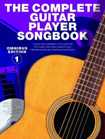 Complete Guitar Player: Omnibus Edtion 1: Songbook