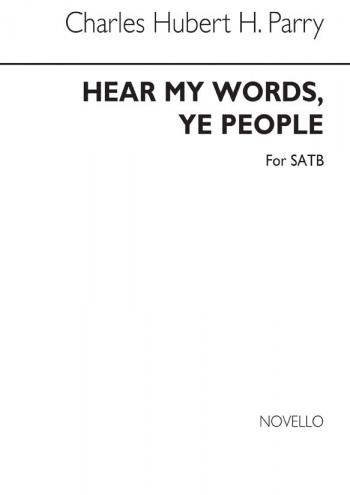 Hear My Words Ye People