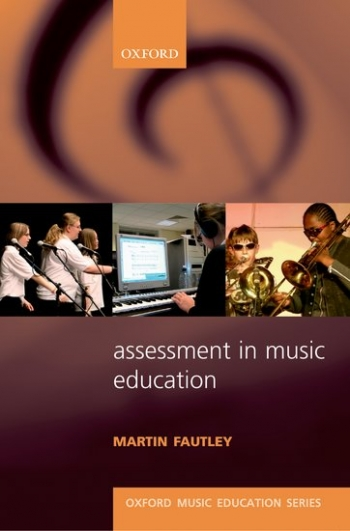 Oxford Music Education Series: Assement In Music Education