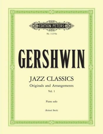 Jazz Classics: Original Arrangements: Vol.1: Piano (Peters)