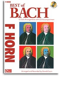 Best Of Bach: French Horn And CD