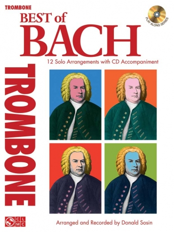 Best Of Bach: Trombone Part And CD