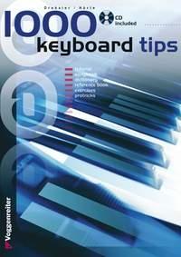 1000 Keyboard Tips: Keyboard And CD