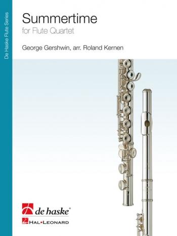 Summertime: Flute Quartet