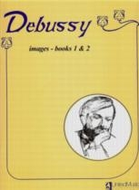 Debussy: Images: Books 1&2: Piano