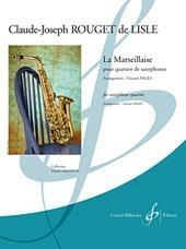 La Marseillaise: Saxophone Quartet