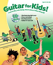 Guitar For Kids: Guitar Book And CD