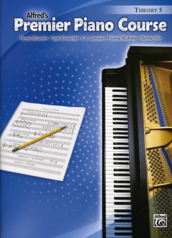 Alfred Premier Piano Course 5: Theory: Book