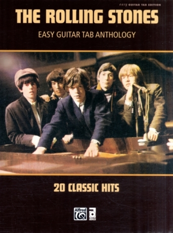 Rolling Stones: Easy Guitar Tab Anthology: Guitar Tab