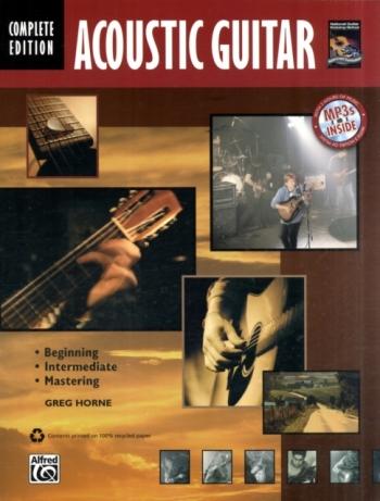 Complete Acoustic Guitar: Tutor: Book & CD