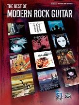 Modern Rock Guitar: Best Of: Guitar Tab