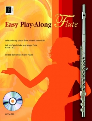 Easy Play Along: Flute: Book And Cd