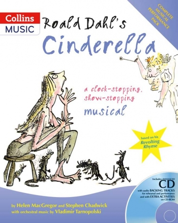Cinderella: Cantata: Book And Cd