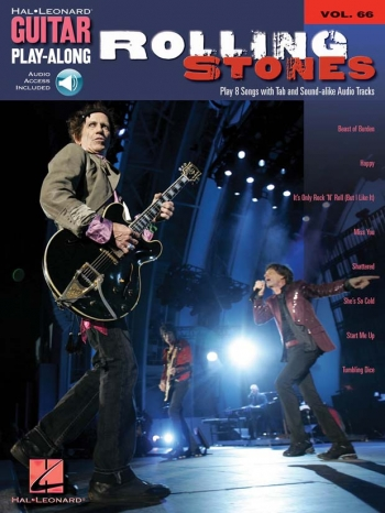 Guitar Play Along Series: Vol 26: Rolling Stones