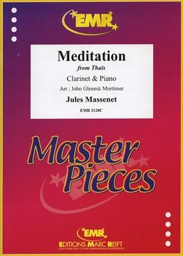 Meditation From Thais: Clarinet & Piano