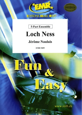Loch Ness: 5 Part Ensemble: Mixed Instruments: Score And Parts