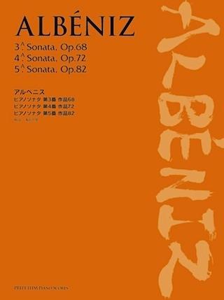 Sonata 3-5: Op.68/72/82: Piano