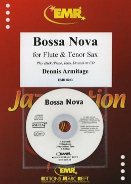 Bossa Nova: Flute And Tenor Sax  (Armitage)