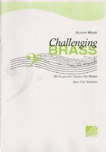 Challenging Brass: Trombone Bass Clef