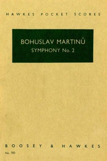 Symphony: No. 2: Study Score