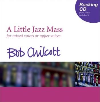 A Little Jazz Mass: Vocal: Backing CD