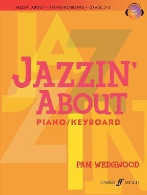 Jazzin About: Piano/Keyboard: Book And CD