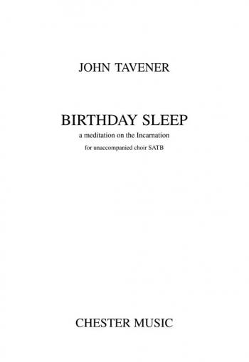 Birthday Sleep: Vocal: SATB