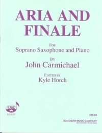Carmichael: Aria And Finale: Tenor Saxophone