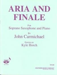 Carmichael: Aria And Finale: Tenor Saxophone