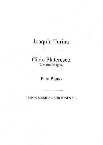 Turina: Linterna Magina: Piano