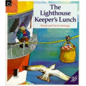 Lighthouse Keepers Lunch: Musical Play For Young Children: Book And Cd (Wood)