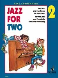 Jazz For Two: 2: Piano Duet
