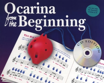 Ocarina From The Beginning: Pupils Book And Cd