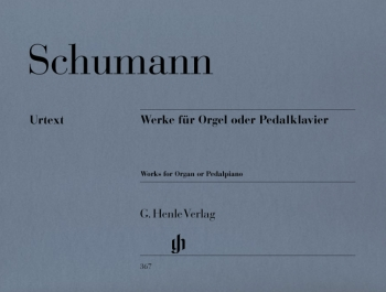 Organ Works: Works For Organ Or Pedal Piano