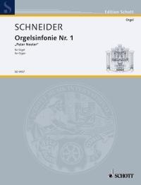 Schneider: Organ Simphonie: 1: Pater Noster: Organ