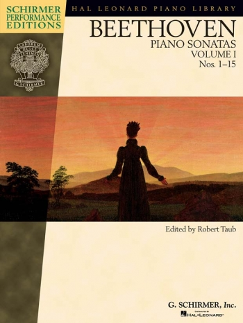 Piano Sonatas Vol.1 Nos 1-15:  Piano Part Schirmers Performance Edition