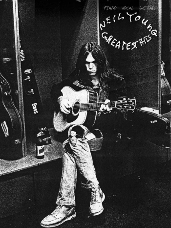 Neil Young: Greatest Hits: Piano Vocal Guitar