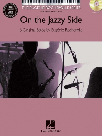 On The Jazzy Side; 6 Original Solo By Eugenie Rocherolle