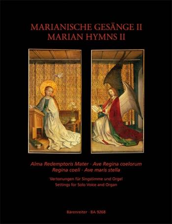 Marian Hymns II: Solo Voice & Organ (Barenreiter)