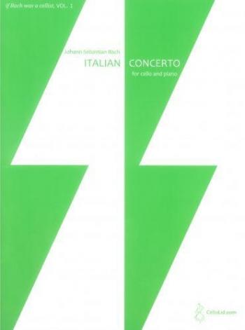 Italian Concerto For Cello And Piano