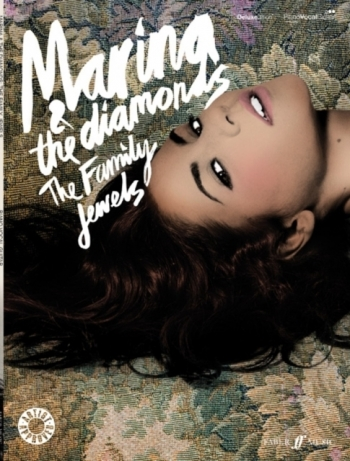 Marina & The Diamonds: The Family Jewels: Piano Vocal Guitar