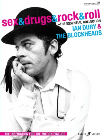 Sex Drugs & Rock & Roll: Ian Dury And The Blockheads: Piano Vocal Guitar