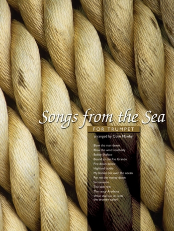 Songs From The Sea For Trumpet & Piano (Mayhew)