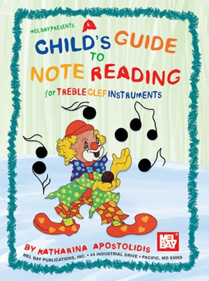 Childs Guide To Note Reading