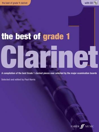 Best Of Clarinet Grade 1: Book & CD (Paul Harris)
