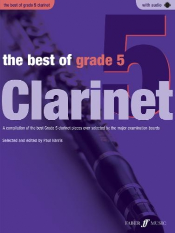 Best Of Clarinet Grade 5: Book And CD (Paul Harris)