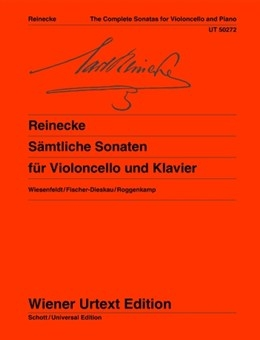 Complete Sonatas - Cello & Piano   (Wiener Urtext)