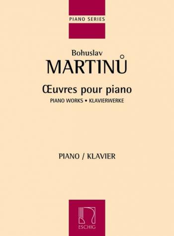 Piano Works: Solo Piano
