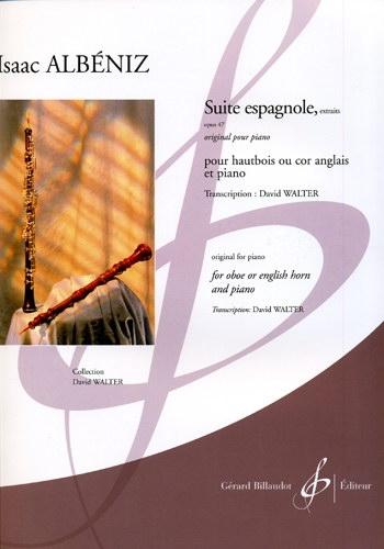 Albeniz: Suite Espagnole: Oboe & Piano